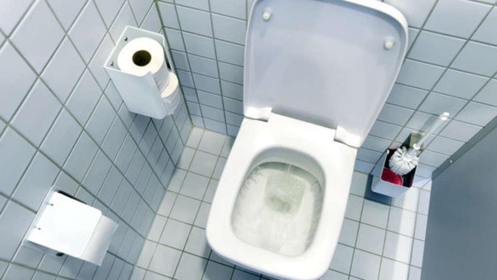Sehr Toilette reinigen: So wird das Klo ganz ohne Chemie sauber | Wohnen DD65