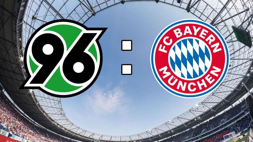 Bayern München Gegen Hannover 96