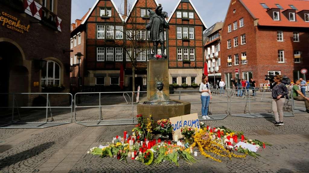 Amokfahrt Münster