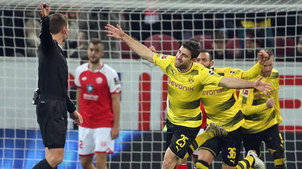 Mainz Gegen Dortmund 2020