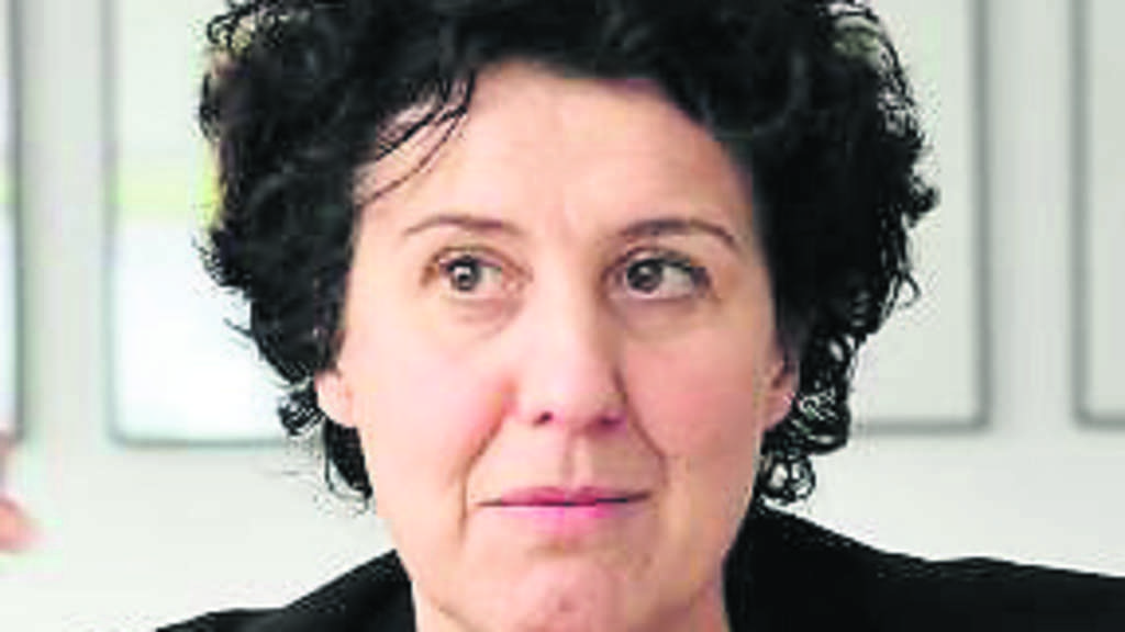 Ehemalige Sozialreferentin:Brigitte Meier (SPD).