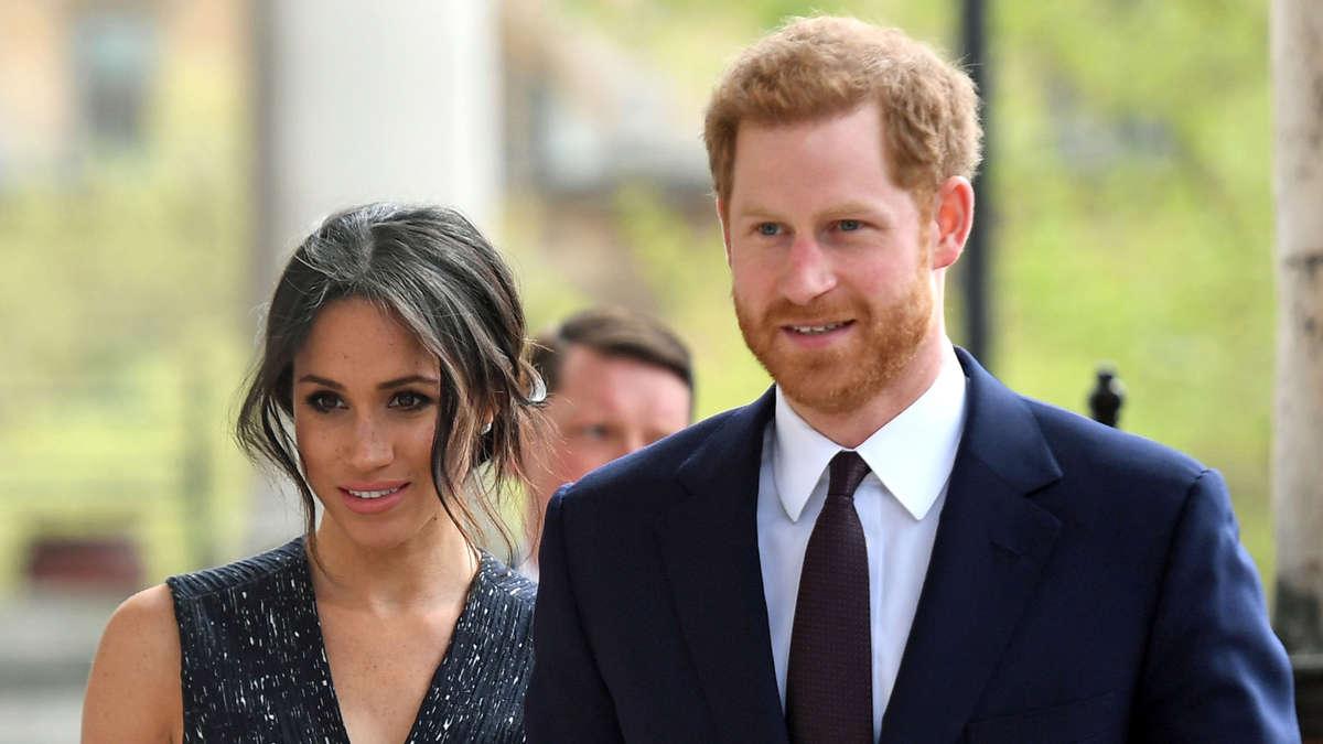 So Spektakular Wird Die Hochzeitstorte Von Prinz Harry Und Meghan
