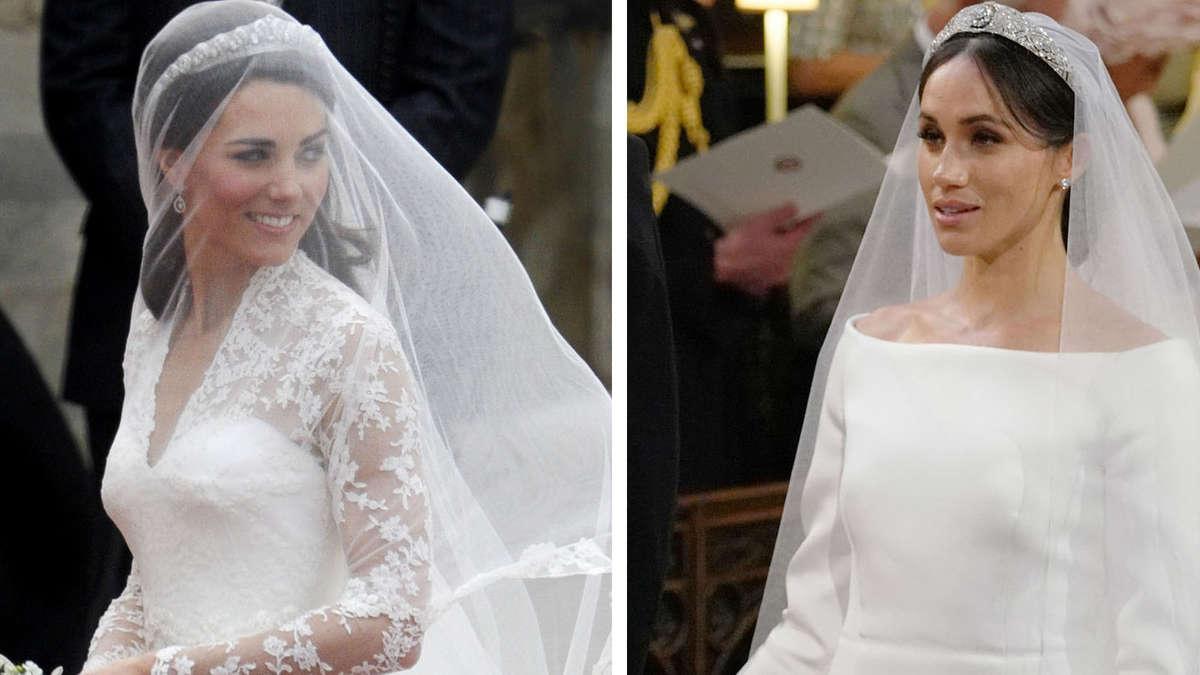 Royal Wedding 2018: Mein Kleid, mein Kuss und meine Kutsche | Stars