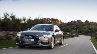 Audi A6 im Test: Dienstwagen für Digital Natives