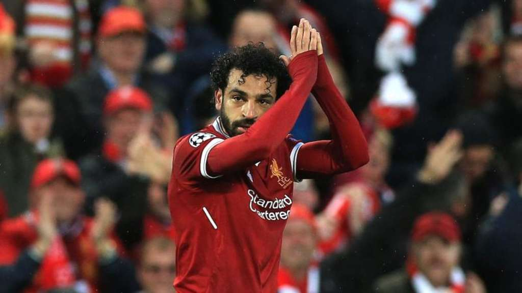 Mohamed Salah ist der Top-Torjäger der Premier League. Foto: Peter Byrne/ PA Wire