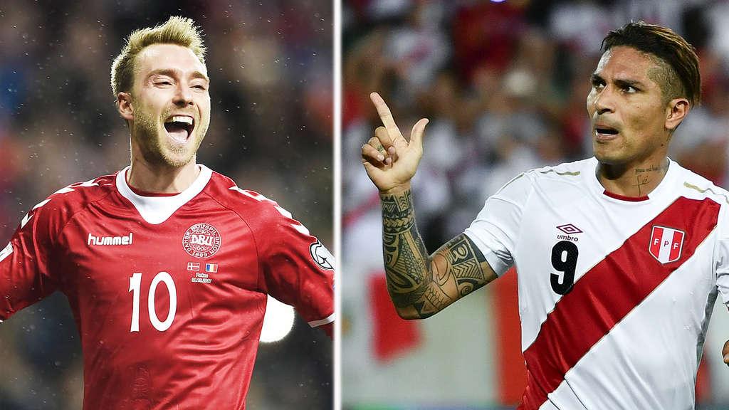 Dänemark Gegen Peru