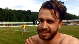 Video: Relegationsheld Knecht glaubt fest an den Klassenerhalt