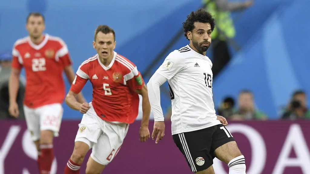 Bildergebnis für fifa wm 2018 russia gegen ägypten