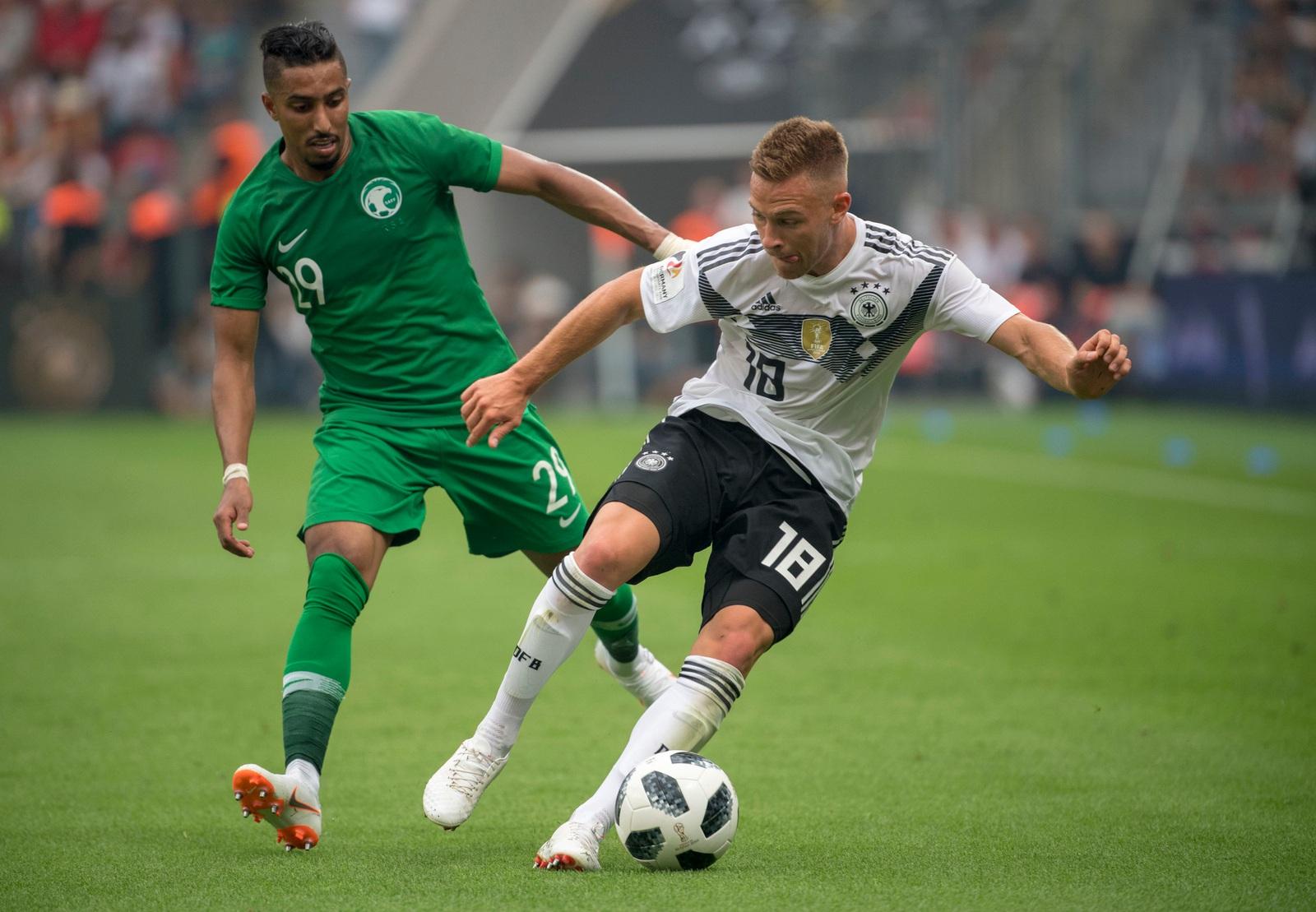 Deutschland Gegen Saudi-Arabien