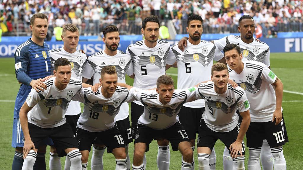 Mitser Aufstellung Spielt Deutschland Heute Gegen Mexiko Wm
