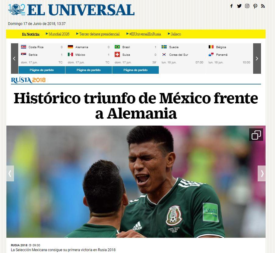 Wm 2018 Matthäus über Mexiko Pleite Fast Alles Hat Gefehlt