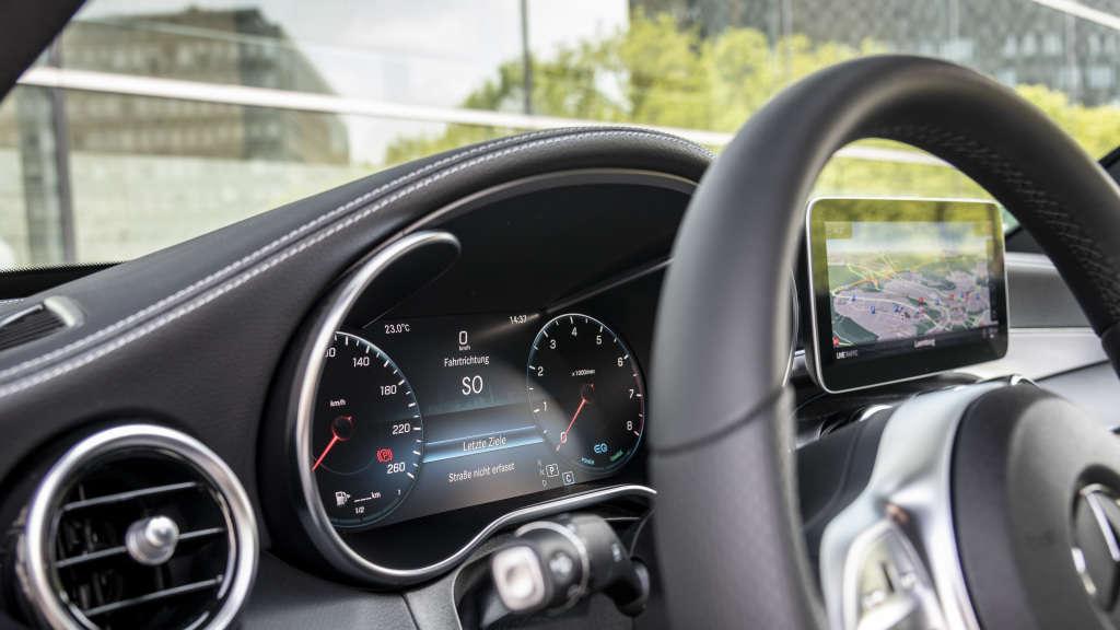 Die Neue Mercedes C Klasse Im Test So Schlagen Sich Die Neuen