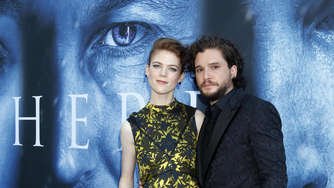 """Game of Thrones"": John Snow und Ygritte heiraten"