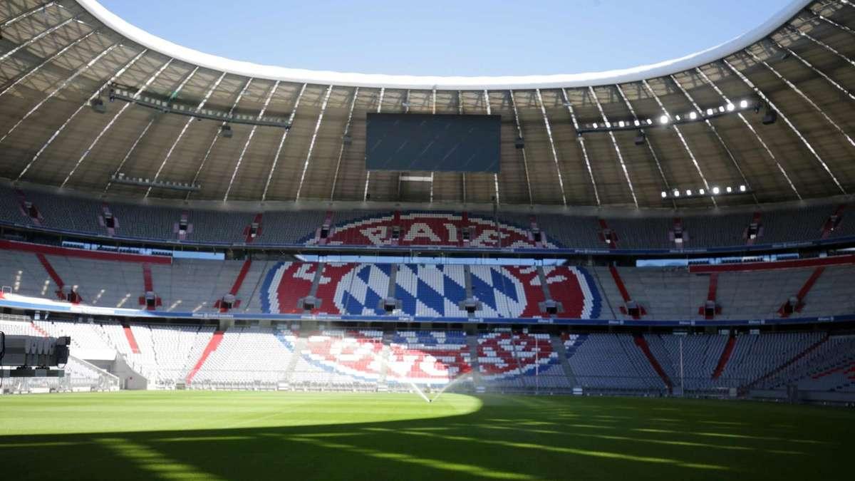 Allianz Arena Umbau 100000