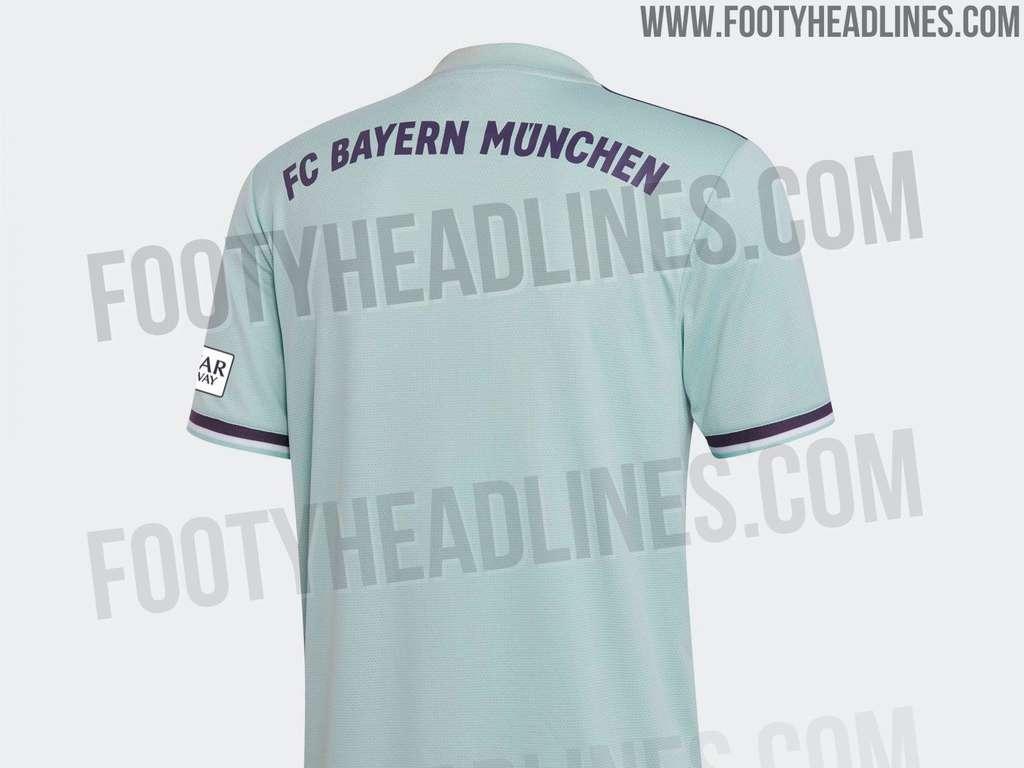 FC Bayern Trikot Champions League 1920