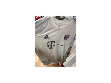 FC Bayern: Neues Auswärtstrikot? Erste Fotos aufgetaucht