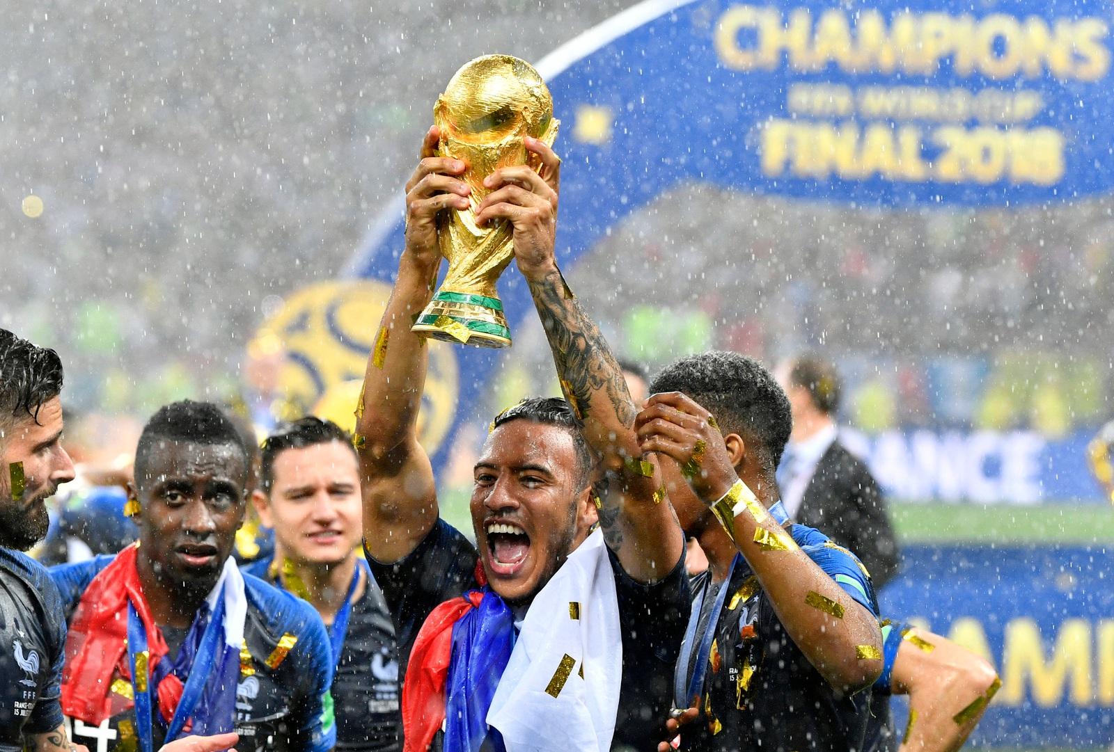 Wm 2018 Im Ticker Frankreich Ist Weltmeister Ozil Reist