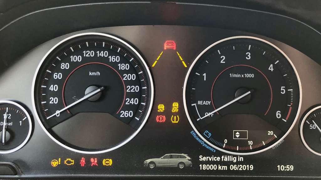 Wenn Diese Warnlampen In Ihrem Auto Leuchten Sollten Sie In Die