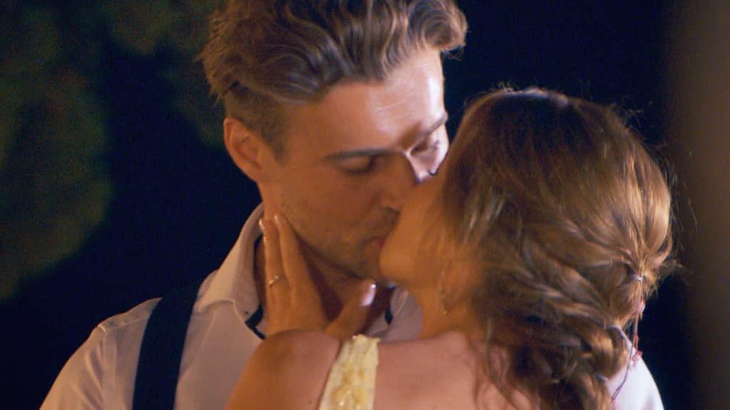wann das erste mal küssen