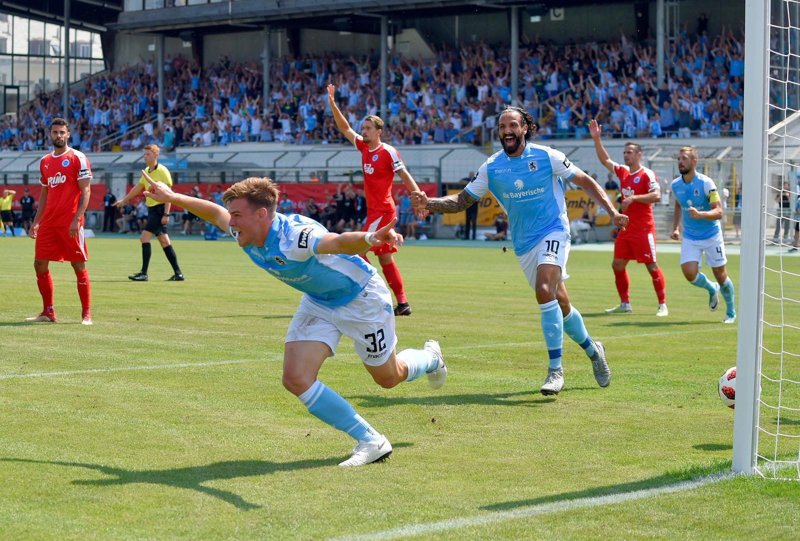 TSV 1860 München gegen Sportfreunde Lotte, 3. Liga im Live-Ticker   1860 München
