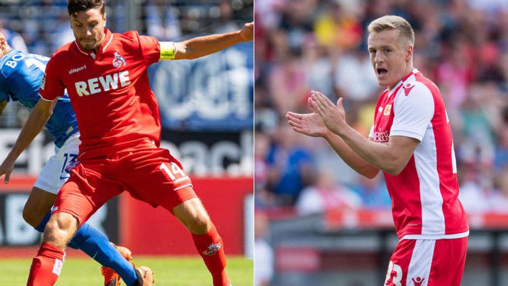 1 Fc Köln Gegen Union Berlin 2 Bundesliga Heute Live Im Tv Und Im
