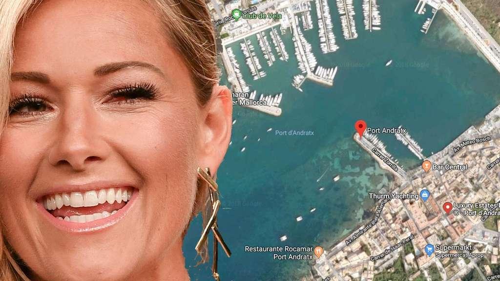 Mallorca Helene Fischer Bilder aus langjähriger Urlaubs