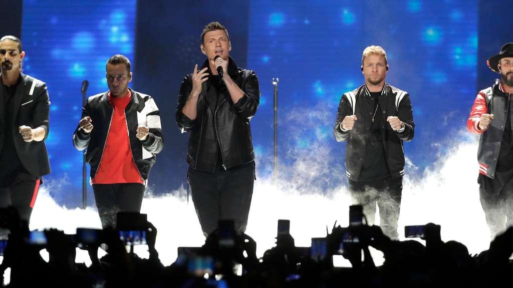 Backstreet Boys Konzert In Usa Abgesagt Fans Durch Orkan Verletzt