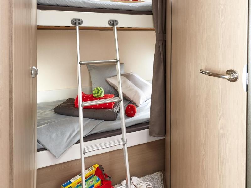 Wohnwagen Hubdach Etagenbett : Das sind die wichtigsten neuheiten und trends vom caravan salon