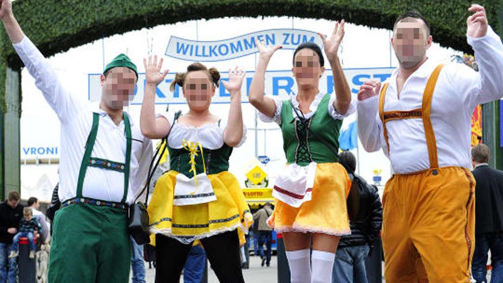 312ef079985b49 Friedrich Ani über Dirndl junger Wiesn-Besucherinnen: Dirndl wie aus ...