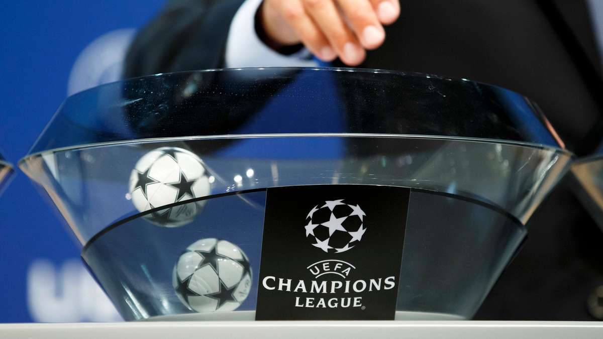 Champions League 2018 2019 Draw Of The Group Stage Live On Tv And