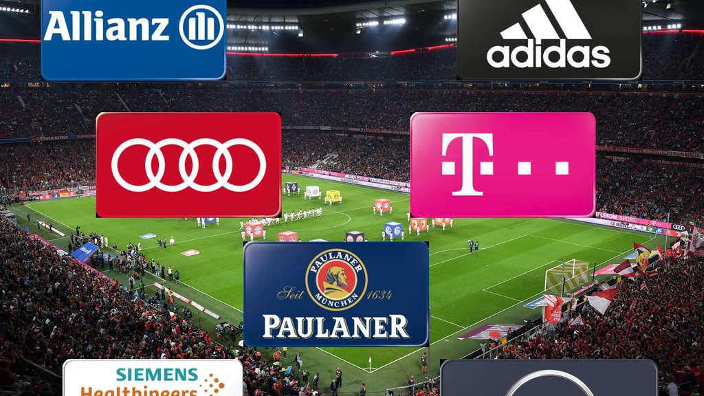 Bayern München Sponsoren