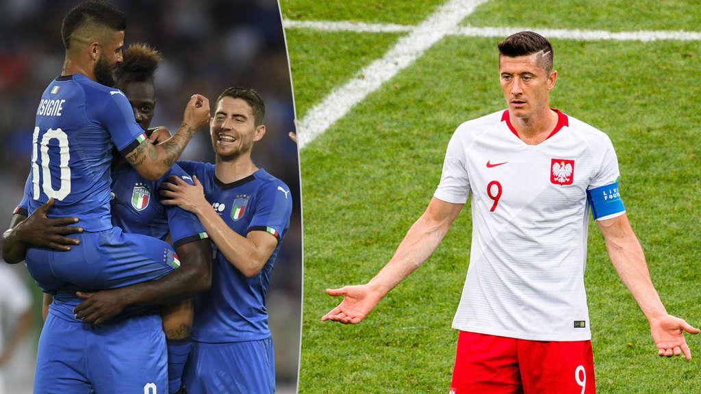 Italien Polen Nations League Heute Im Live Stream Fußball