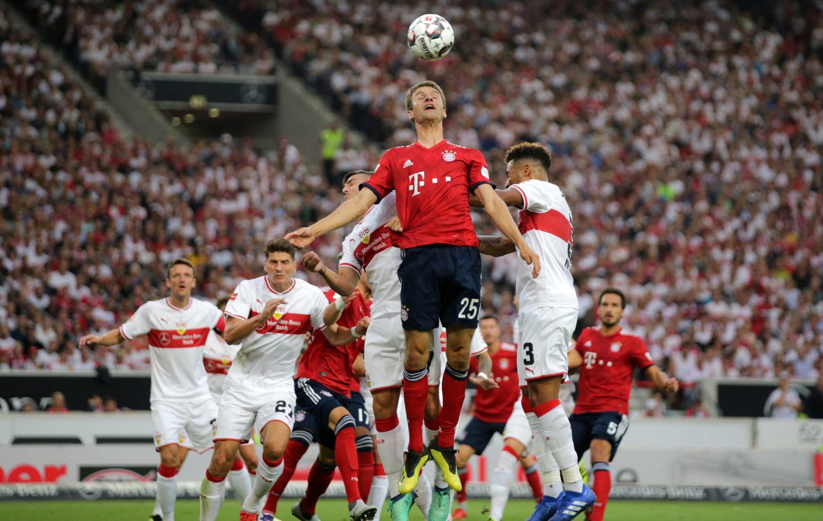 Bayern München Gegen Stuttgart