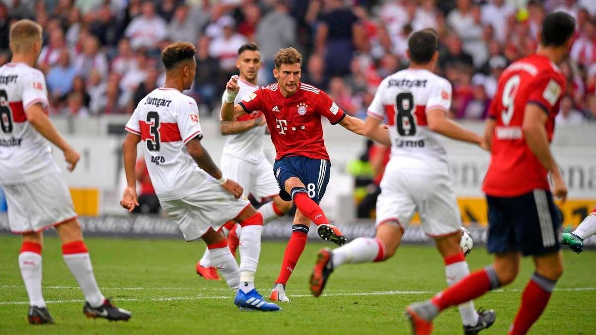 Vfb Gegen Fc Bayern