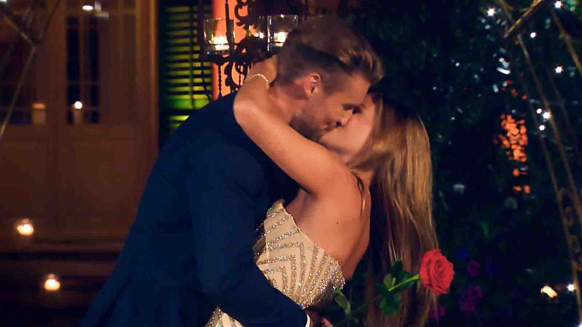 Bachelorette 2018 winner: The first image of Nadine and Alex