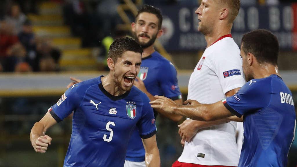 Portugal Gegen Italien Nations League Heute Live Im Tv Und