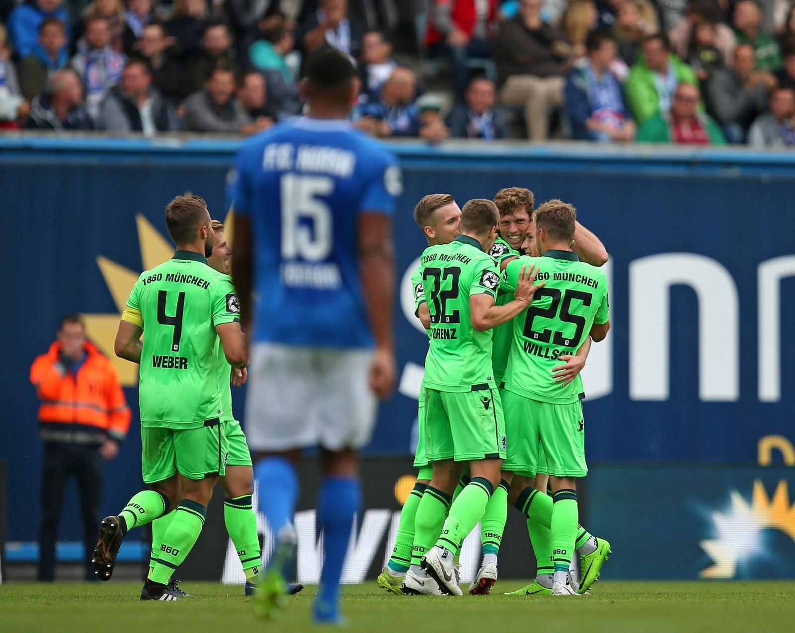 Stimmen zum Spiel: TSV 1860 München - Hansa Rostock   1860 München