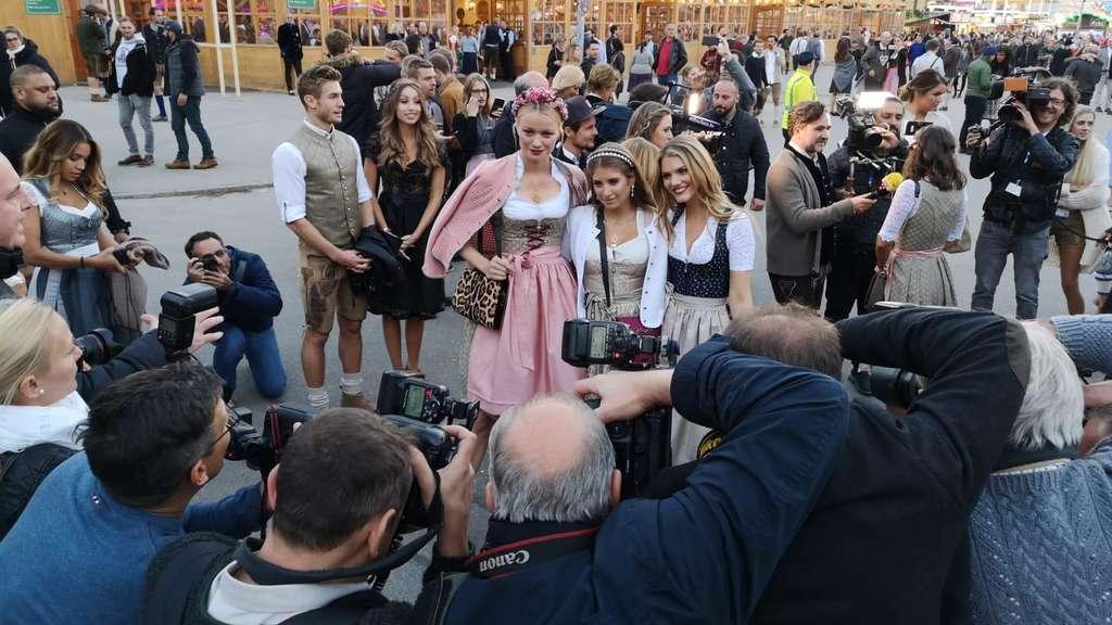 4f43144c26fa1c Oktoberfest 2018 im Live-Ticker: Sophia Thomalla zeigt ihr Wiesn ...