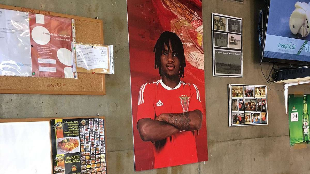 renato sanches alter