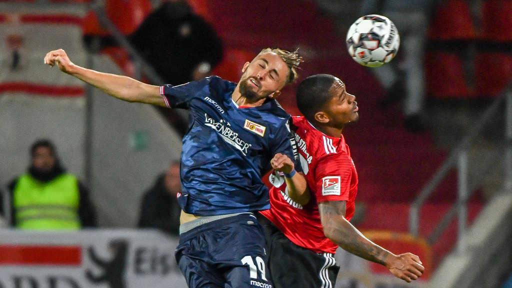 2 Bundesliga Union Berlin Gewinnt Montagsspiel Beim Fc Ingolstadt