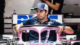 Formel 1: Perez bleibt bei Racing Point Force India