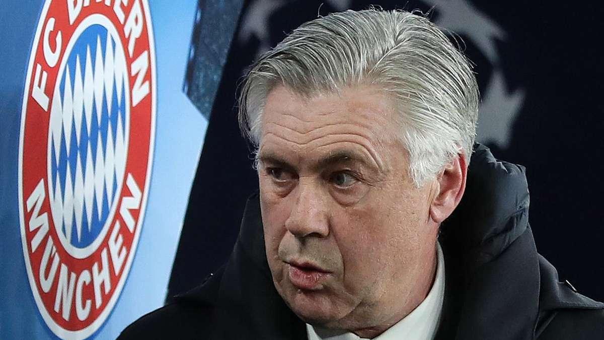Fc Bayern Ancelotti