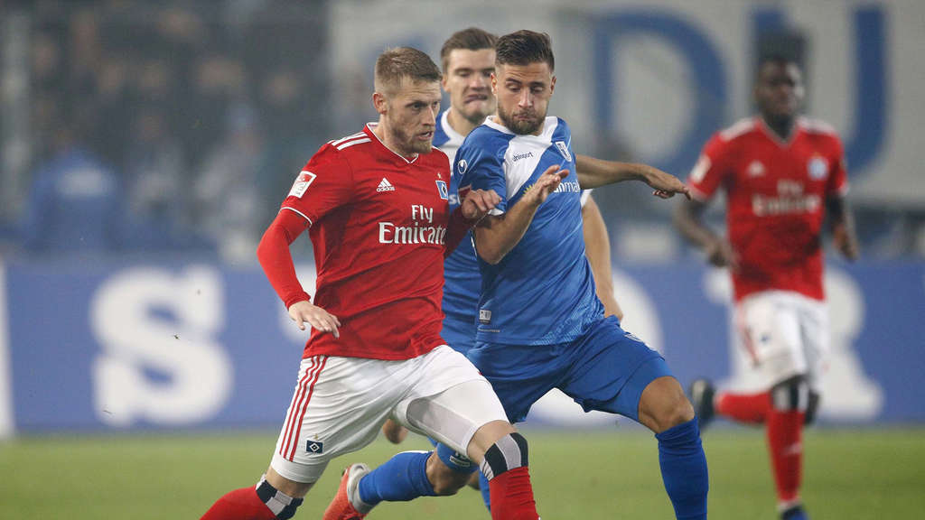 Hamburger Sv Hsv 1 Fc Köln 2 Bundesliga Live Im Tv Und Live