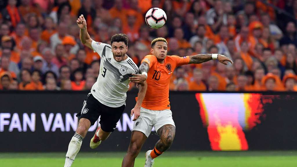 Nations League Deutschland Niederlande