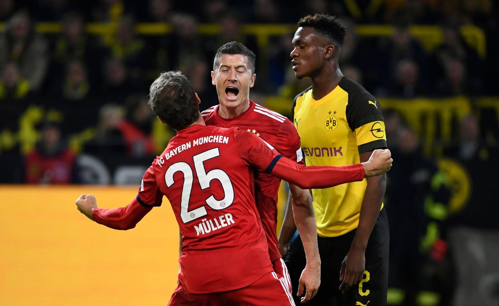 Fc Bayern Nach Pleite Beim Bvb Knallte Es In Der Bayern Kabine Fc