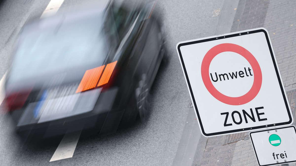 Umweltzonen In Europa Im Uberblick Auto