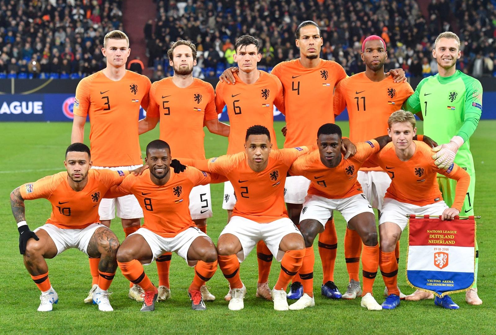 Nations League Deutschland Gegen Niederlande So