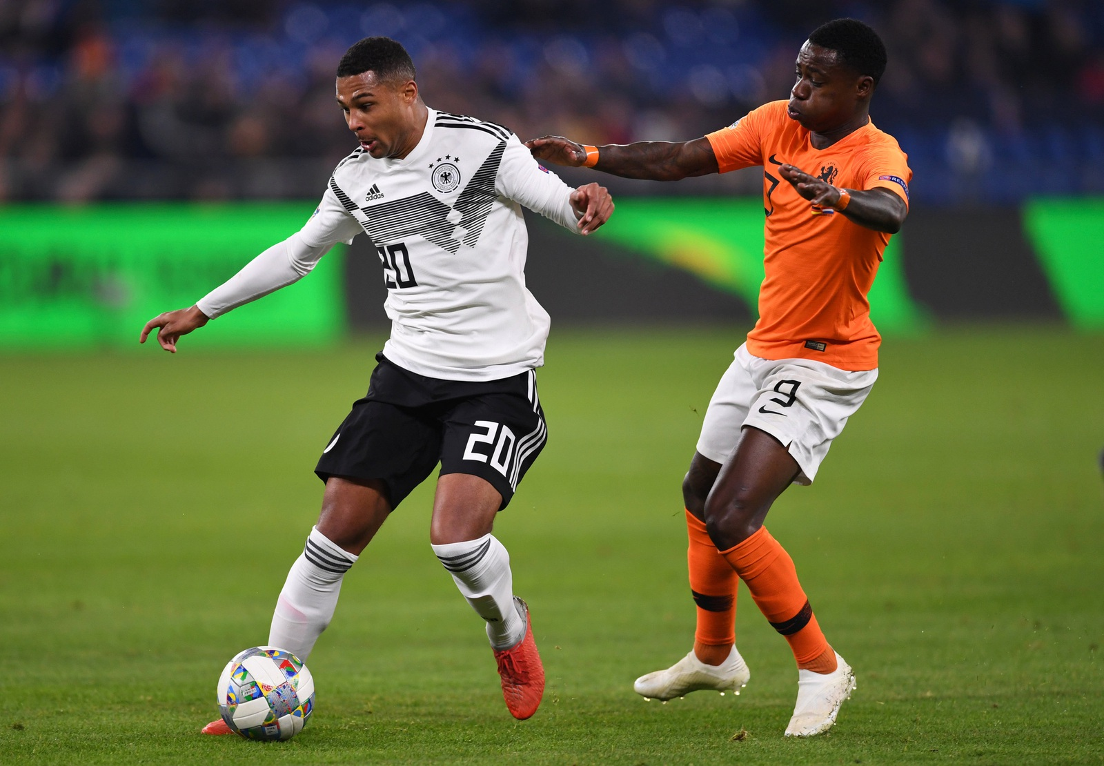 Deutschland Holland Nations League