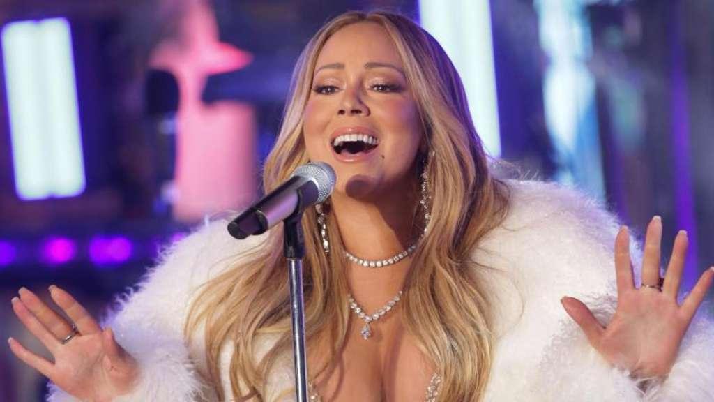 Mariah Carey (48) feiert Weihnachten mit echten Rentieren   Stars