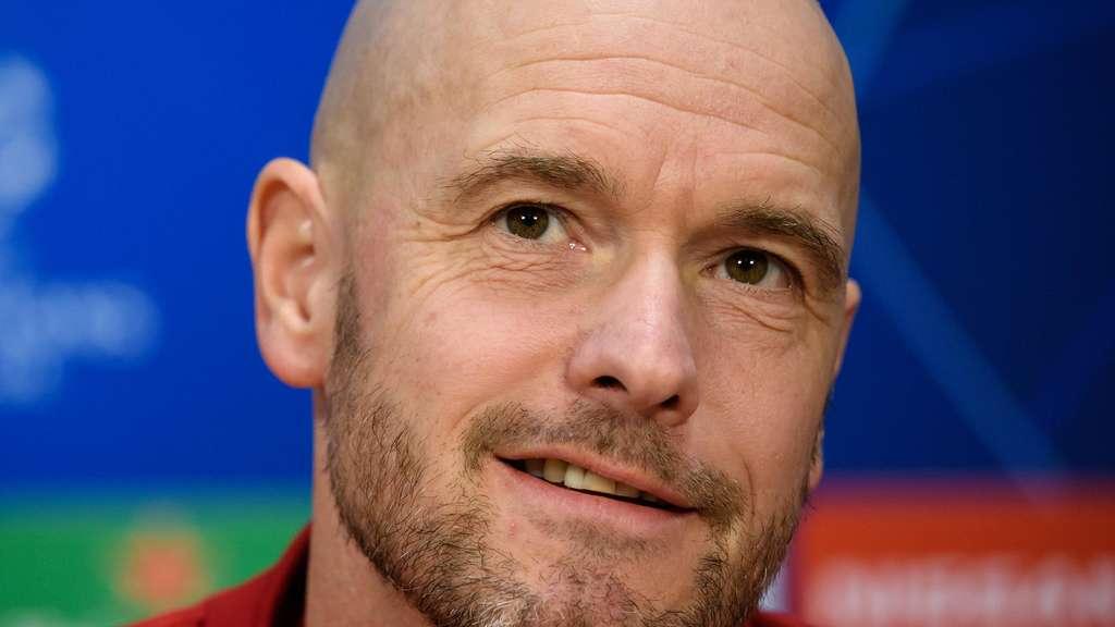 Fc Bayern Trainer Job Fur Ten Hag Wie Ein Sechser Im Lotto Fc